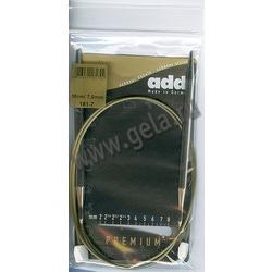 Спицы Addi Спицы с фиксаторами на лесках 7 мм / 50 см