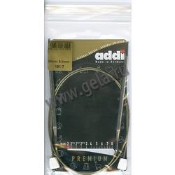 Спицы Addi Спицы с фиксаторами на лесках 5 мм / 50 см