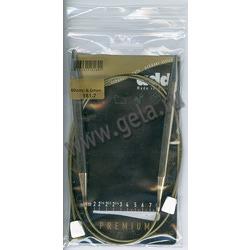 Спицы Addi Спицы с фиксаторами на лесках 8 мм / 50 см