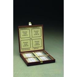Иглы Permin для вышивания в дерев. коробке (набор)
