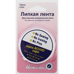 Аксессуары Hemline Двусторонняя универсальная лента-скотч на бумажной основе