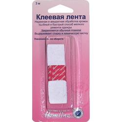 Аксессуары Hemline Клеевая лента для мелкого ремонта (косая бейка)