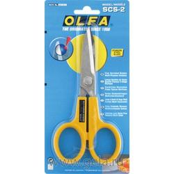 Аксессуары OLFA Многофункциональные ножницы,большие