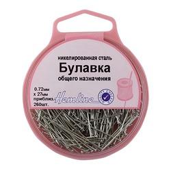 Аксессуары Hemline Булавки-гвоздики общего назначения