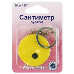 Аксессуары Hemline Сантиметр - рулетка с кольцом для ключей