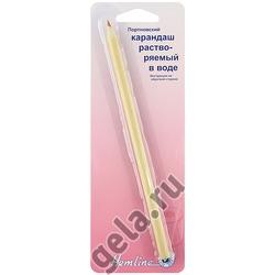 Аксессуары Hemline Портновский карандаш, растворяемый в воде, красный