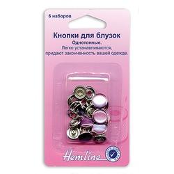 Аксессуары Hemline Кнопки для блузок 11мм перламутровые