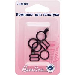 Аксессуары Hemline Комплект для галстука - бабочки