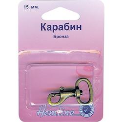 Аксессуары Hemline арабин металлический, 1 шт