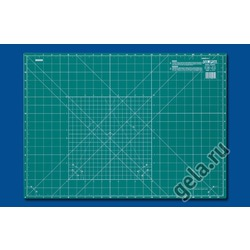 Аксессуары OLFA Мат универсальный, 60х43 см, CM-А2, толщина 2 мм
