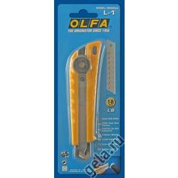 Аксессуары OLFA Нож многофункциональный для работы с прочными материалами L-1