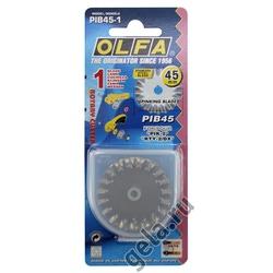 Аксессуары OLFA Запасное лезвие PIB45-1 для ножа PIK-2