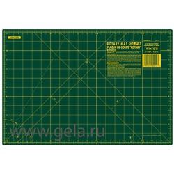 Аксессуары OLFA Мат для пэчворка, 30х45см, RM-IC-C, толщина 1,6 мм