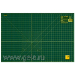 Аксессуары OLFA Мат для пэчворка, 60х90см, RM-IC-M, толщина 1,6 мм