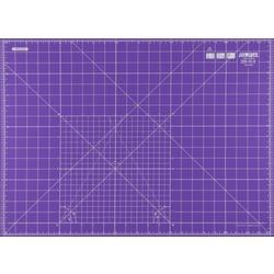 Аксессуары OLFA Мат для пэчворка Puple, 45х60см, RM-IC-S, толщина 1,6 мм