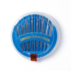 Иглы МАГ Иглы (0340-0024) набор игл для ручн. шитья в кругл. короб.