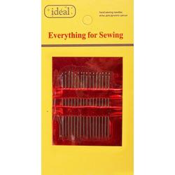 Иглы МАГ Иглы IDEAL №4 для ручного шитья