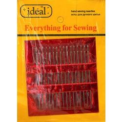 Иглы МАГ Иглы IDEAL №5/0 для ручного шитья