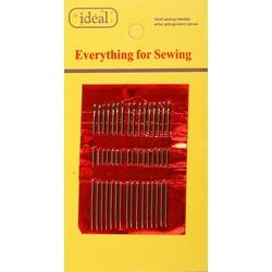 Иглы МАГ Иглы IDEAL №6 для ручного шитья
