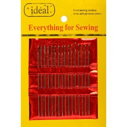 Иглы МАГ Иглы IDEAL №6/0 для ручного шитья