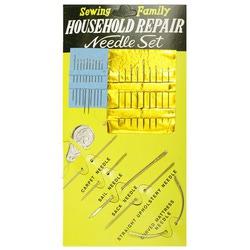 """Иглы МАГ Иглы набор """"Нousehold repair"""" для ручного шитья"""