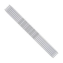 Спицы Addi Чулочные алюминиевые 8 мм / 23 см