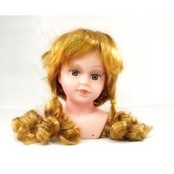 Аксессуары МАГ Волосы для кукол П100 (локоны)