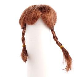 Аксессуары МАГ Волосы для кукол П50 (косички)