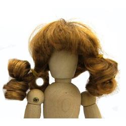 Аксессуары МАГ Волосы для кукол П30 (хвостики)