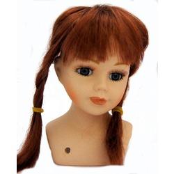 Аксессуары МАГ Волосы для кукол П30 (косички)
