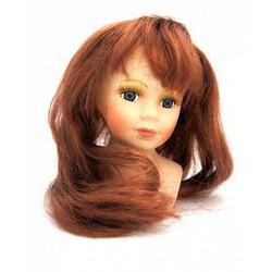 Аксессуары МАГ Волосы для кукол П80 (прямые)