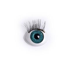 Аксессуары TBY Глаза с ресницами, с рисунком