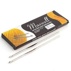 Крючок Maxwell для вязания 3,0мм