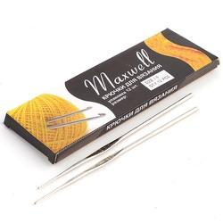 Крючок Maxwell для вязания 1,0мм