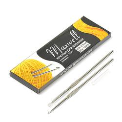 Крючок Maxwell для вязания 0,7мм