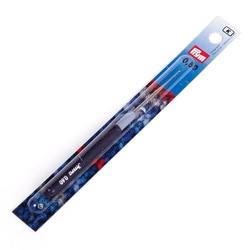 Крючок Prym для пряжи стальной с защитным колпачком №0,6