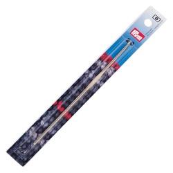 Крючок Prym для пряжи алюминиевый, №2 14см