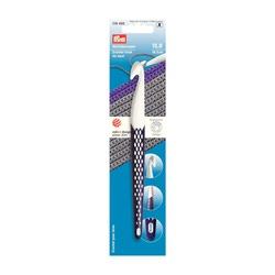 Крючок Prym для вязания, пластик, эргономик, 18,5см 15мм
