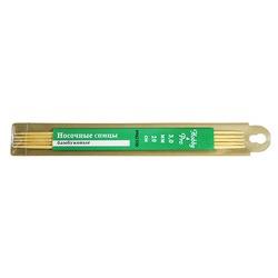 Спицы Hobby&Pro носочные, бамбук