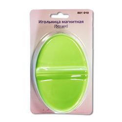 Аксессуары Hobby&Pro Игольница магнитная (без игл), зеленая
