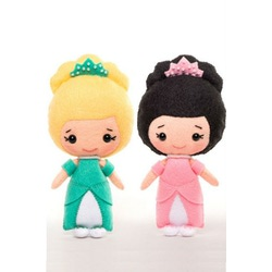 Кукла Тутти Эмма и Эльза