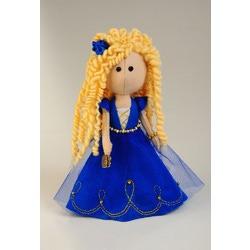 """Кукла Перловка """"Златовласка"""""""