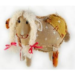 "Кукла Перловка ""Облачная овечка"""