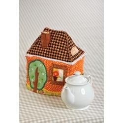 """Кукла Перловка """"Чайный домик-грелка"""" (грелка на чайник)"""