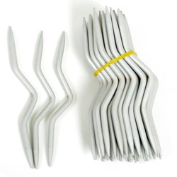 Спицы МАГ Спицы вспомогательные для вязания косичек тефлон