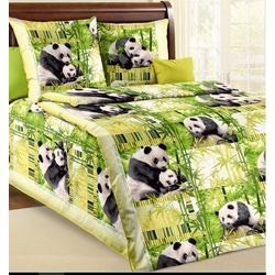 Ткань Плюшевые панды
