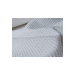 Ткань Вафельное полотно отбеленное