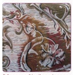 Ткань Гобелен люкс 6