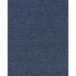 Ткань Джинс стрейч After wash, темно-синий