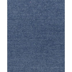 Ткань Джинс стрейч After wash, темно-голубой